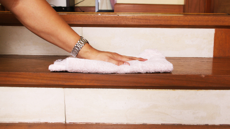 Getting Rid Of  Stickiness In Your Home Steps