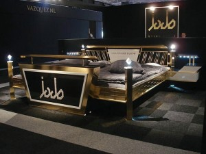 Jado Golden Bed