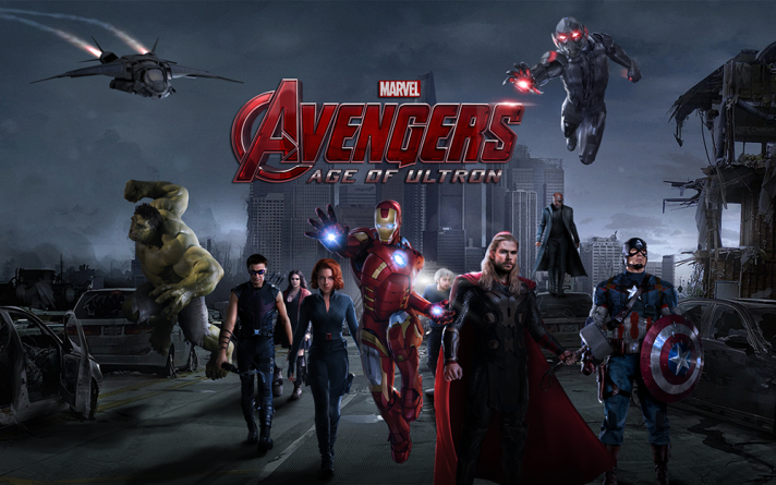 The Avengers Age of Ultron Trailer: Hulkbusting Assumptions