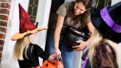 Warning! Trick or Treating Can Be a Risk for Your Kids