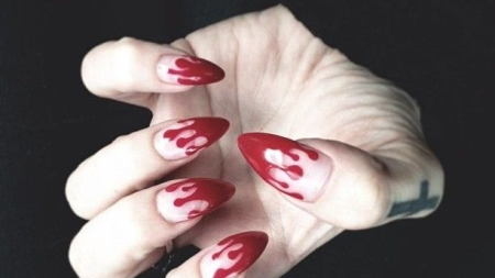 Wicked Nail Concepts For Your Eerie Halloween Night