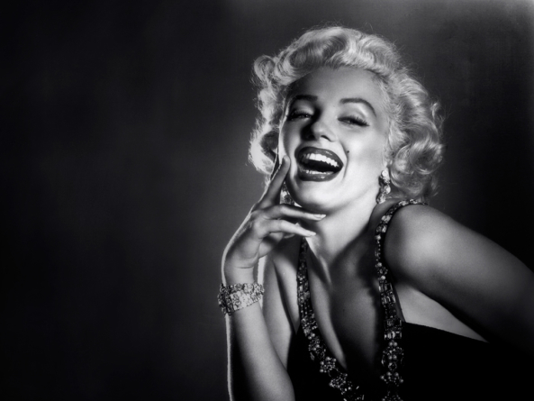 Even the Most Beautiful Marilyn Monroe Has It
