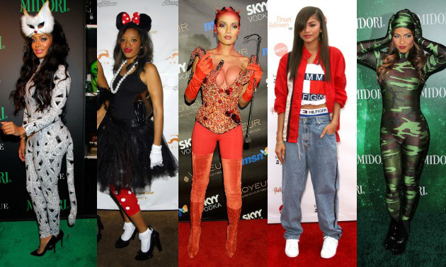 Halloween 2014: Hollywood Celebrity Costumes You Shouldn't Miss