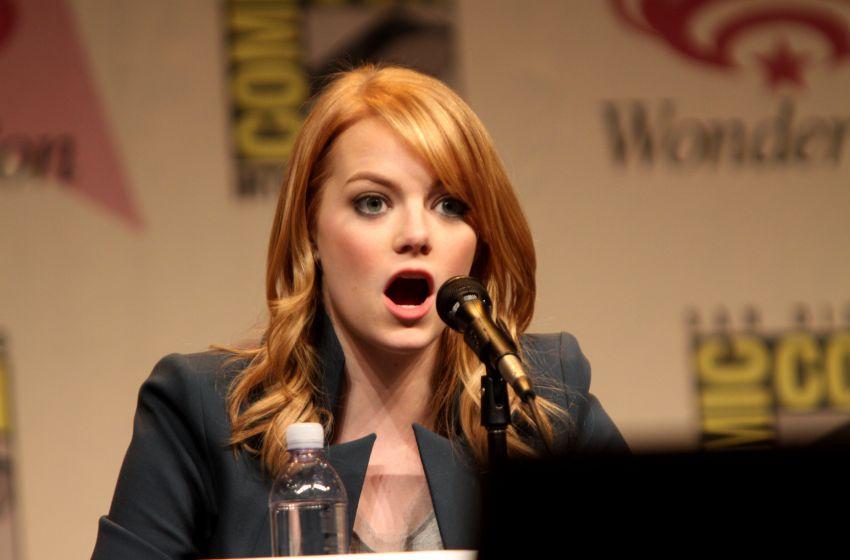 Photo of Emma Stone, Not in Social Media. She's OK!