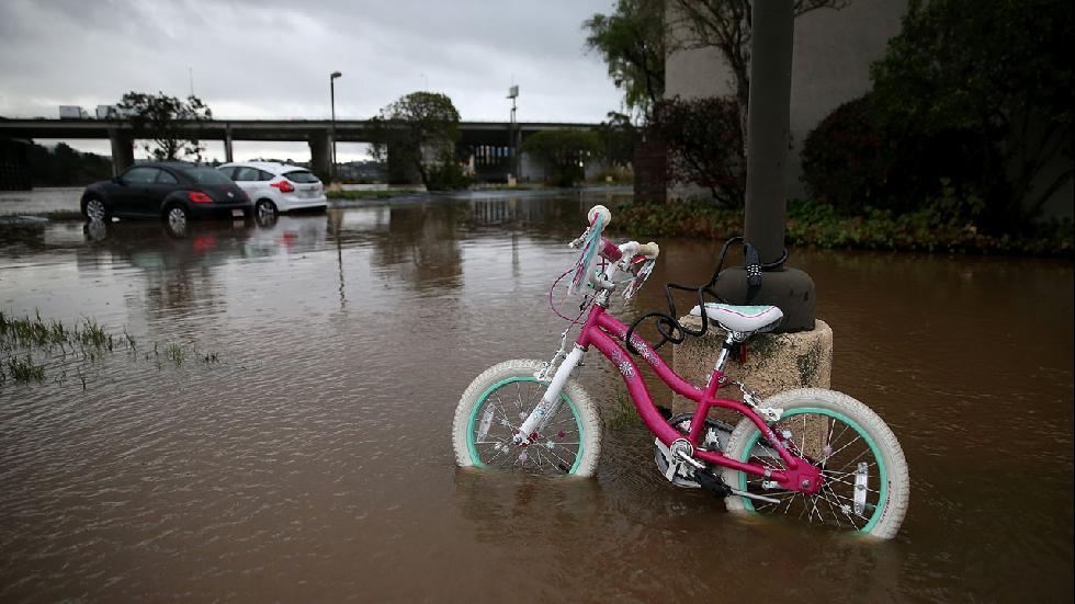 Photo of Perhaps, California No Longer Needs the Rain