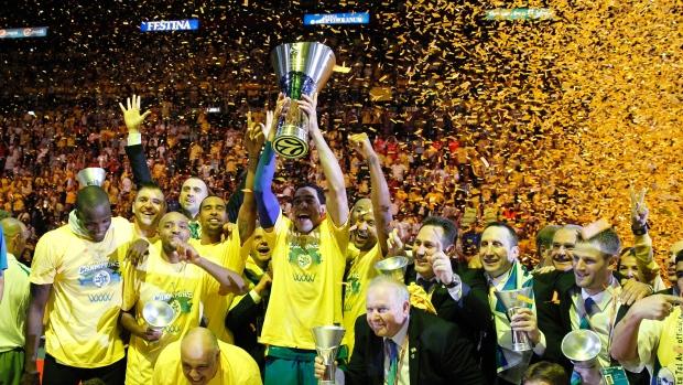 Maccabi Tel-Aviv: A dominant force in European basketball.