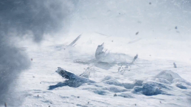 Seeing a barren, icy wasteland is enough to get Star Wars fans excited.