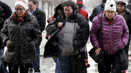 Northeast U.S. Against Winter Storm Juno Until Tuesday