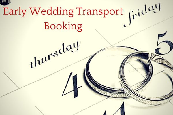 Wedding Transport Booking