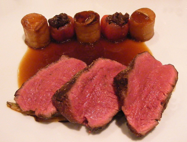 Minimize steak consumption! Photo by FotoosVanRobin.