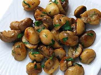 Sauteed mushrooms. Photo from bigoven.com