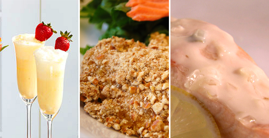 3 Must-Try Mother's Day Recipe Infused With Wine