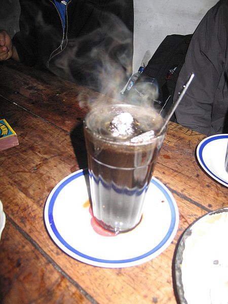 Kopi Joss. Photo from Ivan Lanin.