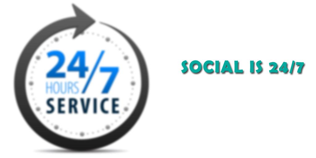 Social Is 24/7