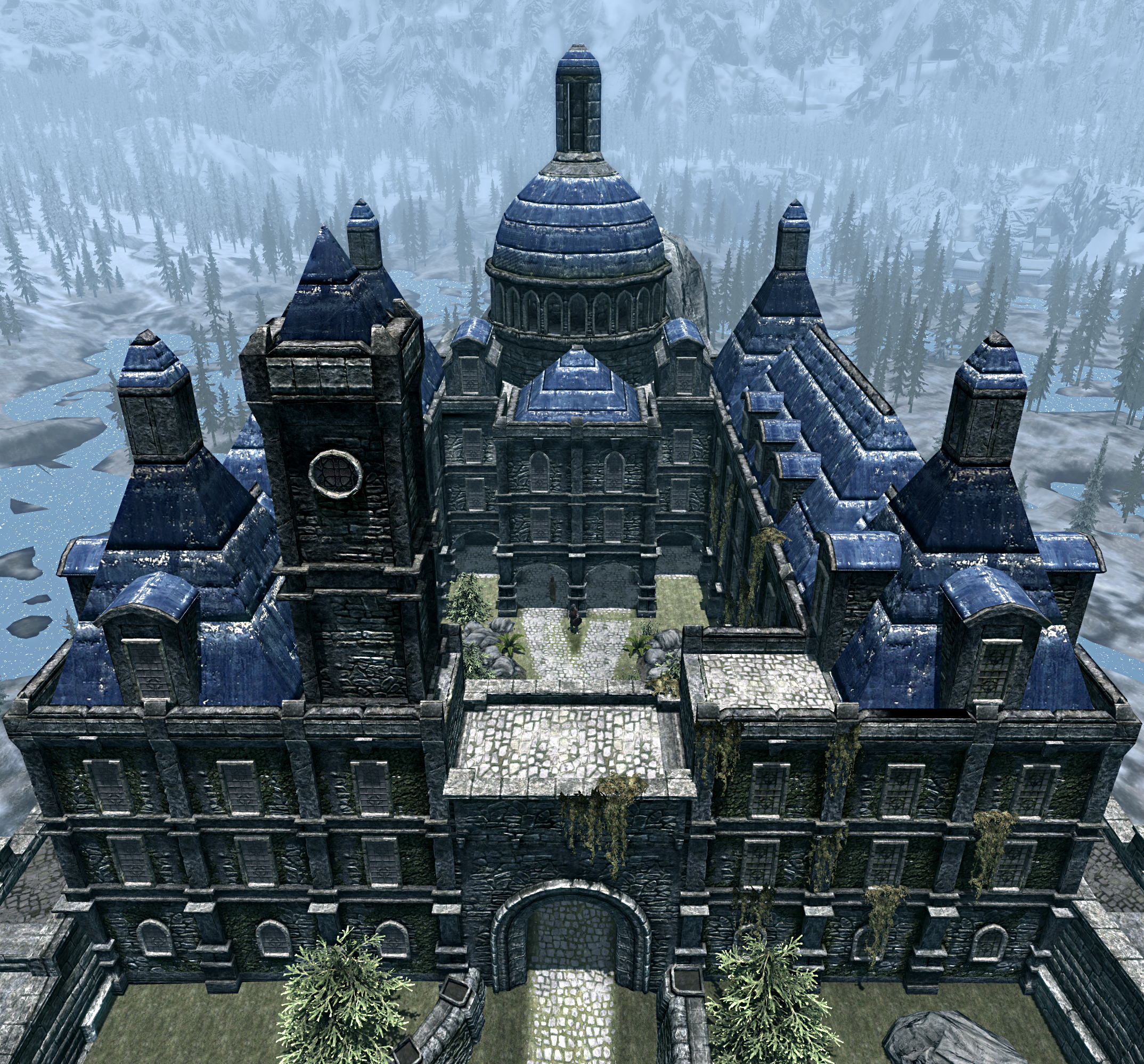 Picturesque Places And Structures In Video Games Scoopfed