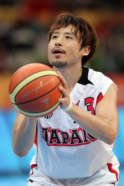 Yuta Tabuse. Photo from Zimbio.