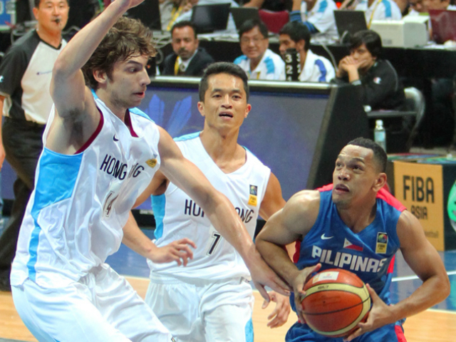 Duncan Reid (#14). Photo from GMA Network.