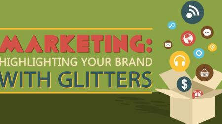 Marketing: Highlighting Your Brand with 5 Glitters