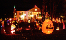 Home Decoration Ideas For A Halloween-Themed Home