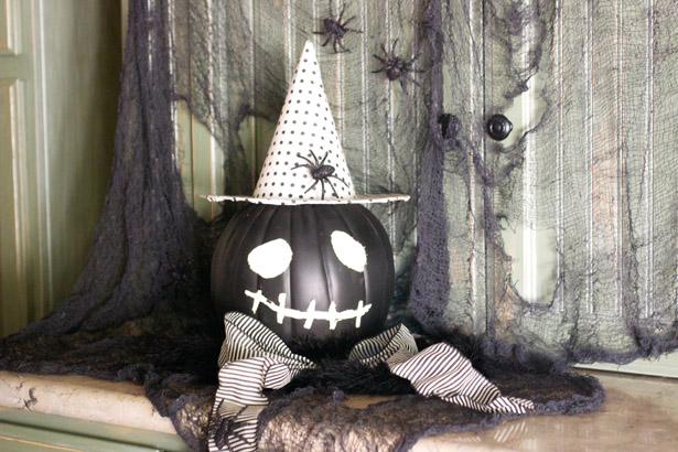 Witch Pumpkin Idea