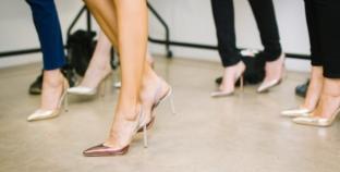 Keeping Feet in Heels Happy