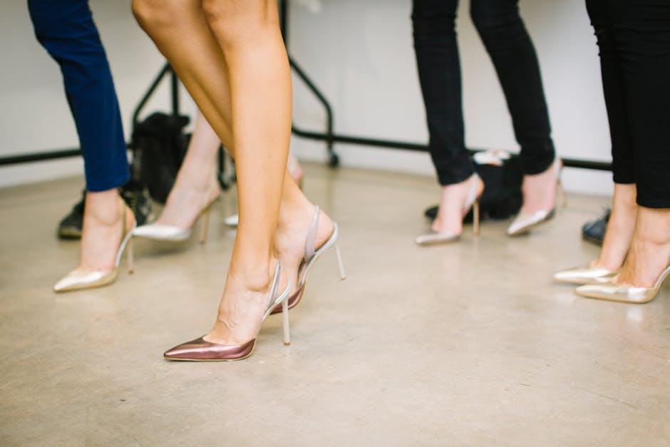 Photo of Keeping Feet in Heels Happy