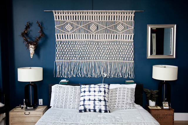 Eclectic - Guest Bedroom
