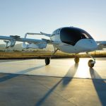 The Future is Near Self-Flying Taxi is Being Tested Right Now