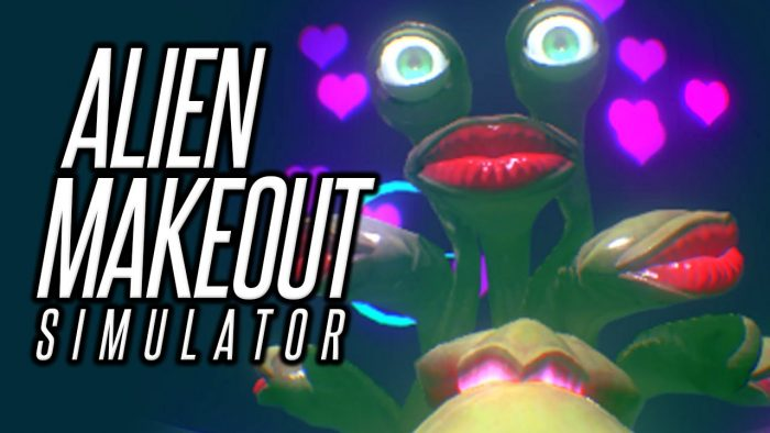 alien makeout simulator