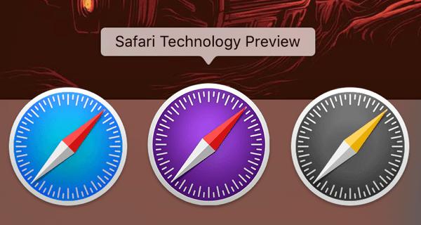Safari-Technology-Preview-button