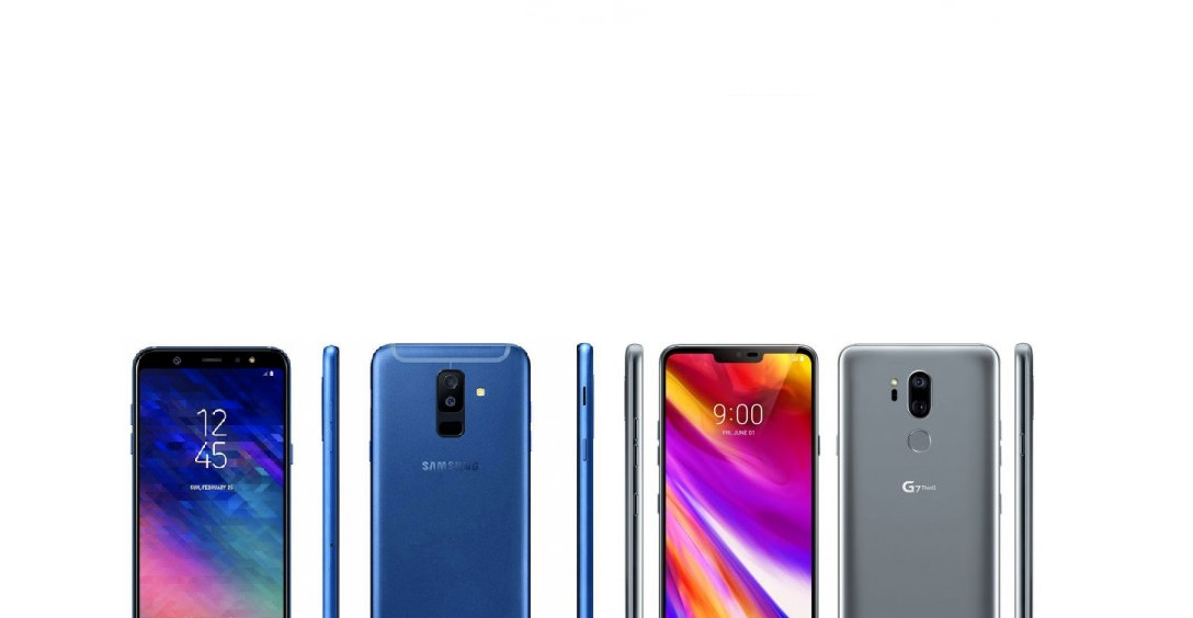 New Phone Choices? Latest Phone Models from LG and Samsung Leaked