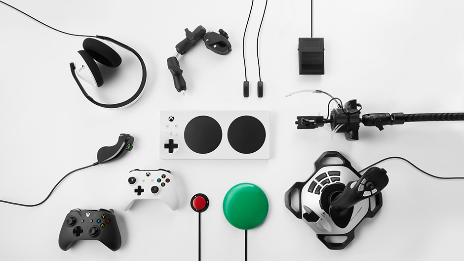 New Xbox Adaptive Controller: Aid for Disabled Players