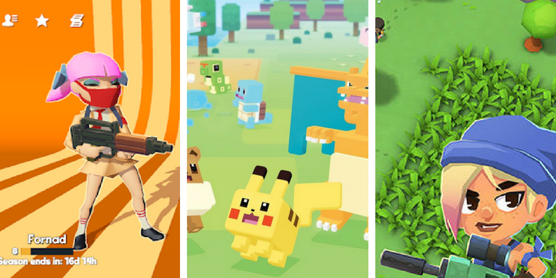 Best New Mobile Games to Download Right Now