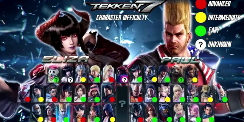 Tekken 7 S Top 3 Noob Friendly Characters Scoopfed