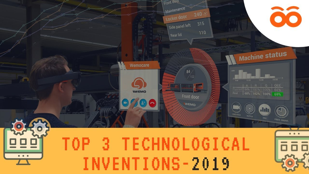 Photo of Top 3 Technological Inventions that Will Change Our Lives in 2019
