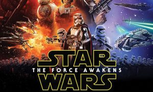Star Wars- The Force Awakens(2015)