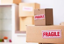 Photo of 5 Reliable Tips on Packing Your Fragile Items